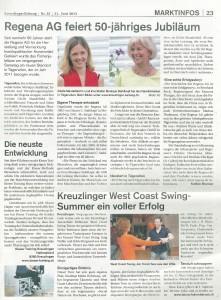 KerutzlingenZeitung Regena AG feiert 50 Jähriges Jubiläum